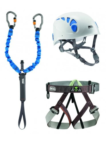 PETZL - Via Ferrata Kit